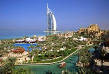 Дубай 4 нощувки + 3 нощувки в Абу Даби
