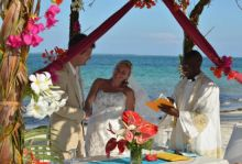 Екзотична сватба на райския остров Занзибар, х-л Paradise Beach Resort 4*