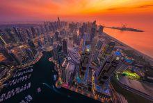 Дубай в 5 дни, с 3 включени тура