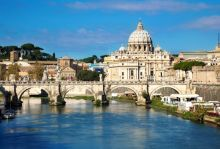 Класическа Италия - обиколка със самолет