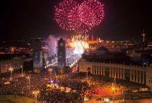 Нова година 2018 в Барселона, 28.12 – 01.01