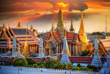 Очарователен Тайланд - Бангкок, Аютая и Пукет, есен