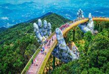 Да Нанг и виетнамските чудеса, март 2021