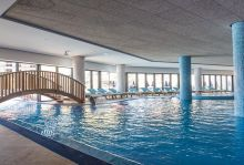 Спа в хотел Tonanti 5*, Върнячка Баня, Сърбия