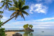 Фиджи - галещото слънце на Пасифика