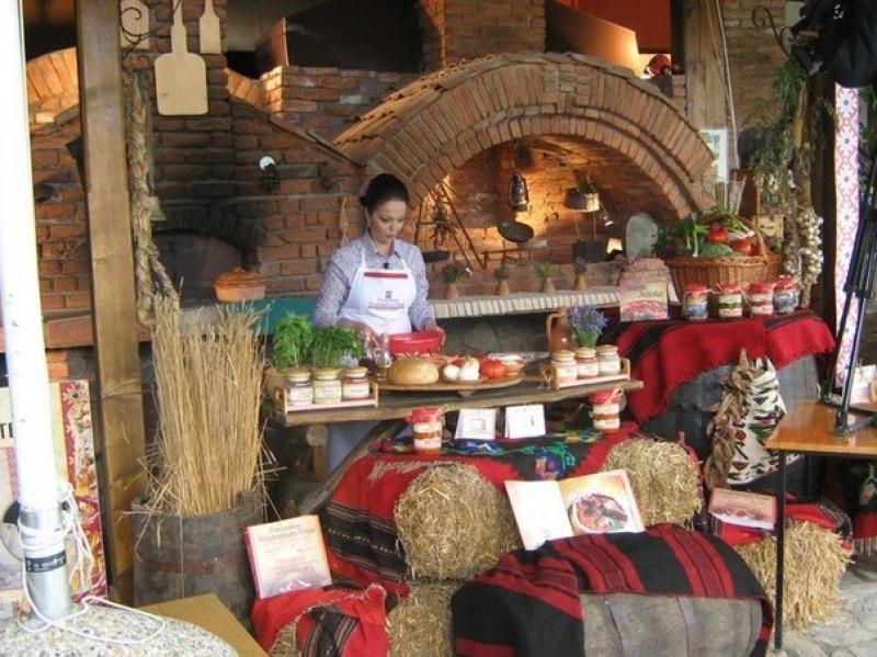 этно село болгария